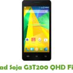 Soja G3T200 QHD Firmware