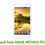 Soja S510A MT6572 Firmware
