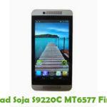 Soja S9220C MT6577 Firmware