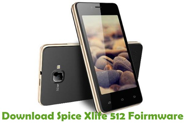 Download Spice Xlife 512 Stock ROM