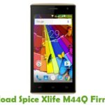 Spice Xlife M44Q Firmware