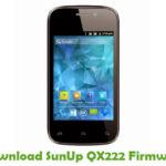 SunUp QX222 Firmware