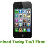 Tooky T86T Firmware