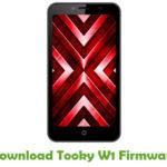 Tooky W1 Firmware