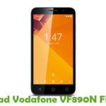 Vodafone VF890N Firmware