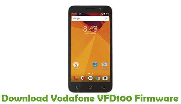 Download Vodafone VFD100 Stock ROM