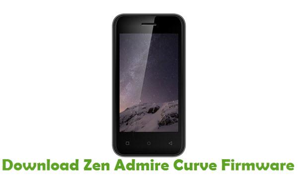 Download Zen Admire Curve Firmware