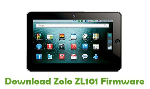 Download Zolo ZL101 Firmware