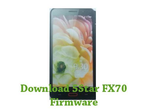 Download 5Star FX70 Firmware