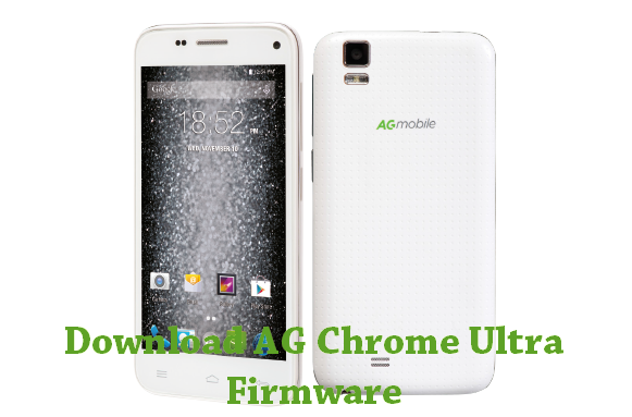 Download AG Chrome Ultra Firmware