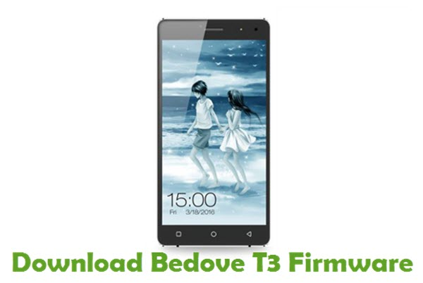 Download Bedove T3 Firmware