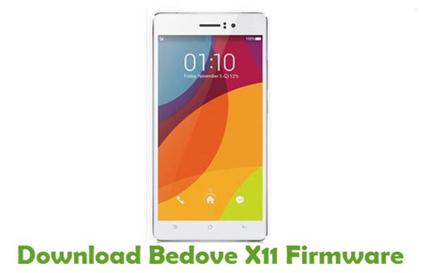Download Bedove X11 Firmware