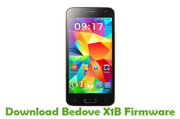 Download Bedove X1B Firmware