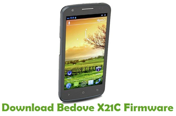 Download Bedove X21C Firmware
