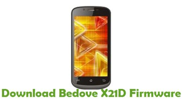 Download Bedove X21D Firmware