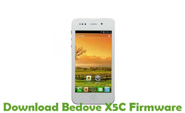 Download Bedove X5C Firmware