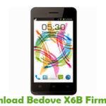 Bedove X6B Firmware