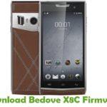 Bedove X8C Firmware