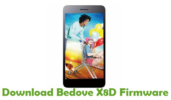 Download Bedove X8D Stock ROM