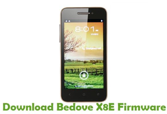 Download Bedove X8E Firmware