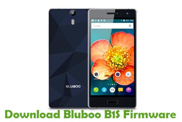Download Bluboo B1S Firmware