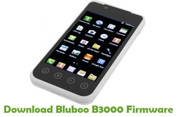 Download Bluboo B3000 Firmware