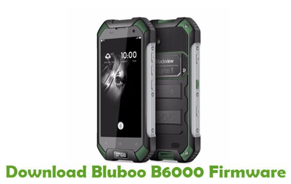 Download Bluboo B6000 Firmware