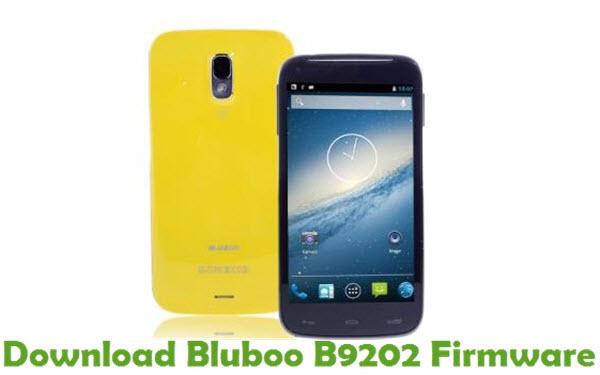 Download Bluboo B9202 Firmware