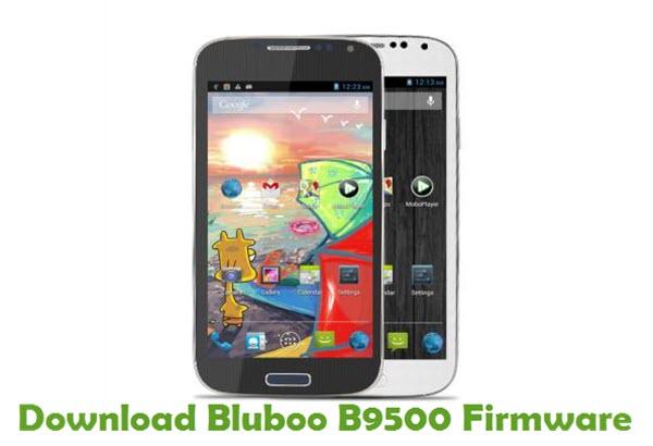 Download Bluboo B9500 Firmware
