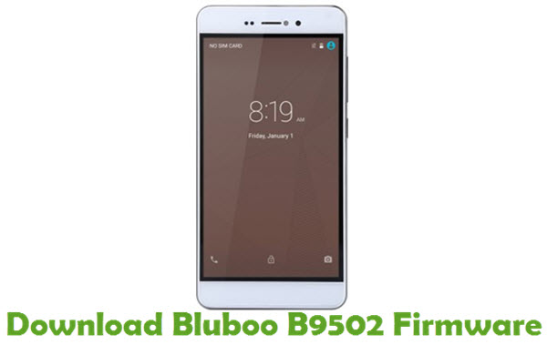 Download Bluboo B9502 Firmware