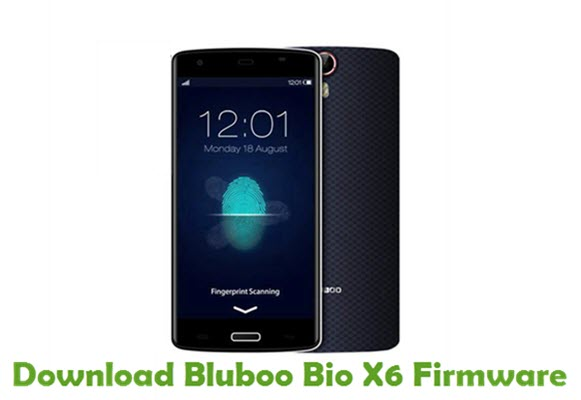 Download Bluboo Bio X6 Firmware