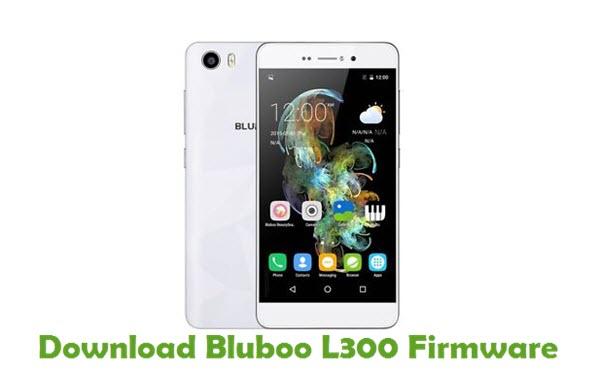 Download Bluboo L300 Firmware