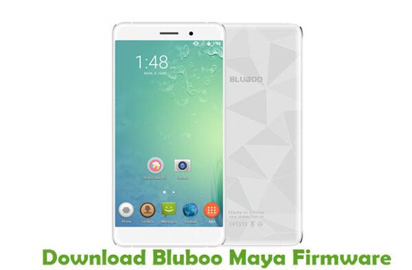 Download Bluboo Maya Firmware