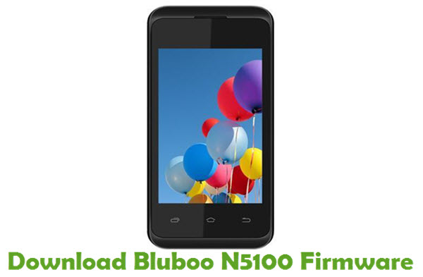 Download Bluboo N5100 Firmware
