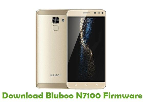 Download Bluboo N7100 Stock ROM