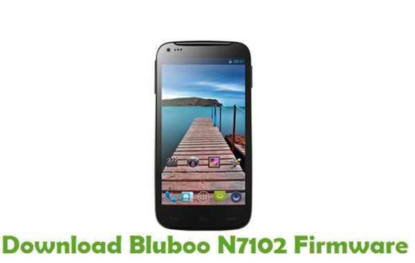 Download Bluboo N7102 Stock ROM