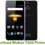 Bluboo T200 Firmware