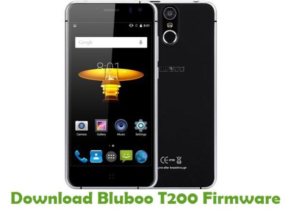 Download Bluboo T200 Firmware