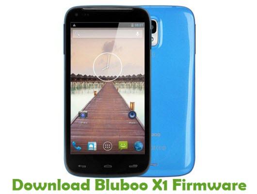 Download Bluboo X1 Firmware