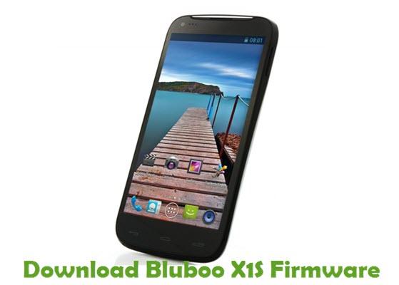 Download Bluboo X1S Firmware