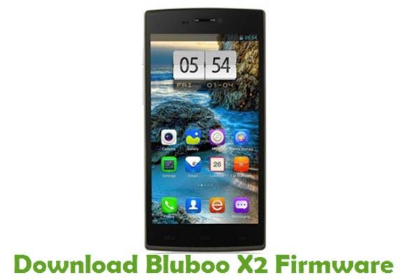 Download Bluboo X2 Firmware