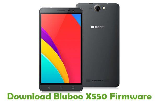 Download Bluboo X550 Firmware