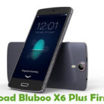 Bluboo X6 Plus Firmware