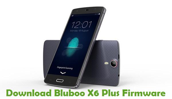 Download Bluboo X6 Plus Firmware