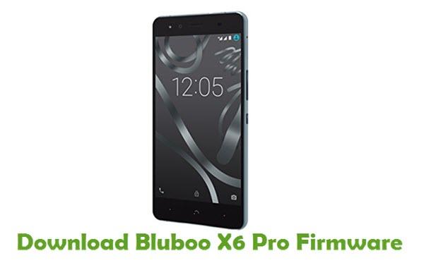 Download Bluboo X6 Pro Firmware