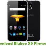 Bluboo X9 Firmware