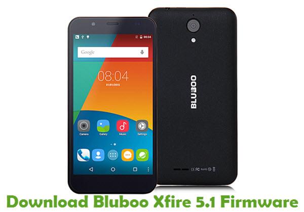 Download Bluboo Xfire 5.1 Stock ROM
