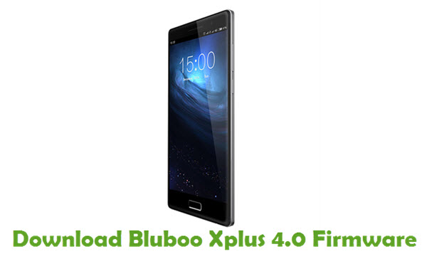 Download Bluboo Xplus 4.0 Firmware