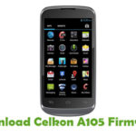 Celkon A105 Firmware