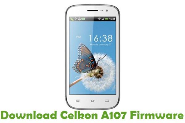 Download Celkon A107 Firmware